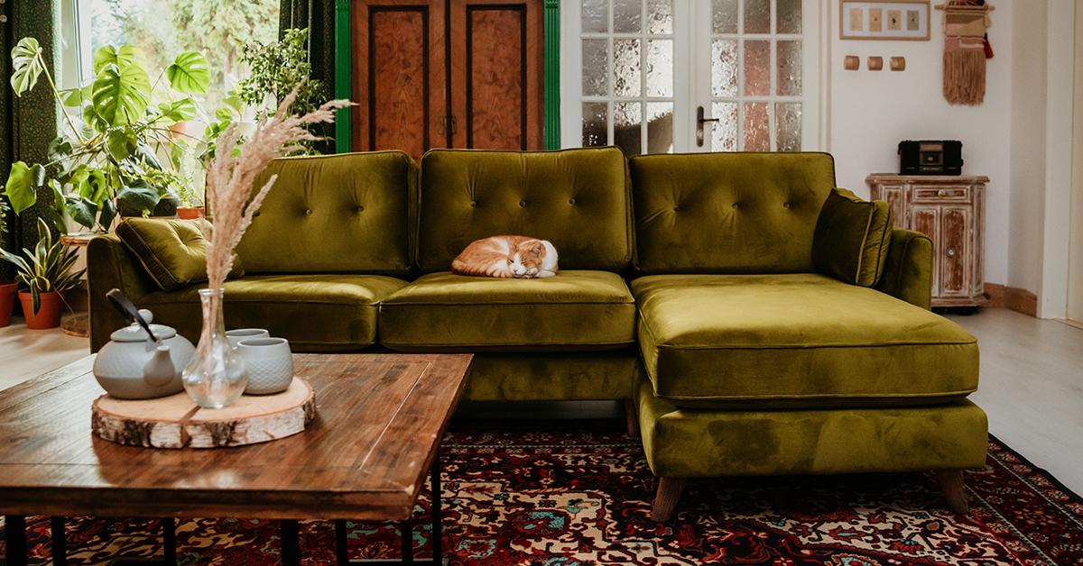 Ein Sofa oder ein Ecksofa?Was wählen?