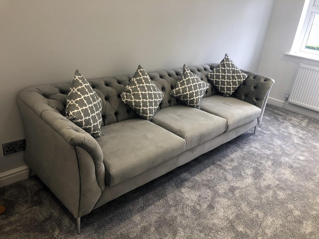 Chesterfield Modern Sofa von Muhammed