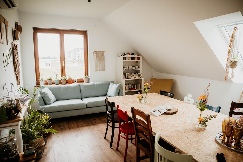 Sofa Content im Atelier Craftroom